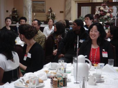 Melisa Kamibayashi, Board of Director, Ottawa Asian Heritage Month Society